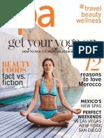 Spa Magazine Spring 12