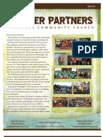 HCC Newsletter Summer 2012