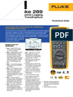 Digital Multimeter Fluke 289