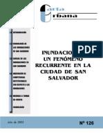 Documento de Quebradas en San Salvador-Hidrologia