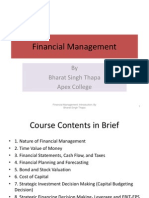 Chapter_1_Nature of Financial Management
