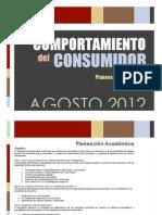 Planeación Académica Comportamiento del Consumidor