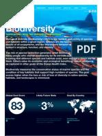 Goals Biodiversity