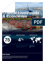 GoalsCoastal Livelihoods and Economies