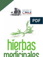 Hierbas Medicinales. Ministerio de Agricultura