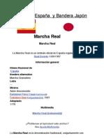 Banderas España y Japón by Paco Barberá