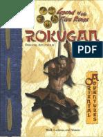 Rokugan Campaign by Azamor