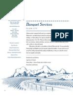 Pc Banquet Services