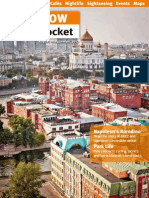 Moscow In Your Pocket August - September 2012