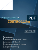 Ppt Controlling