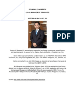 Legal Management Graduates-DLSU