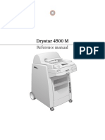 AGFA Drystar-4500M User Manual