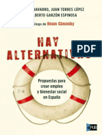 Hay Alternativas - Vicenc Navarro