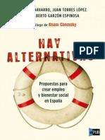 Hay Alternativas - Vicenc Navarro