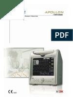 APOLLON MP 1000 Service Manual