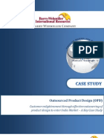 Outsourced Product Design for Entering Indian Market - A Proven Case Study