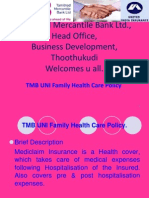 TMB UNI Family Health Care Policy