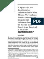 A Questão do Banimento Internacional das Minas Terrestres