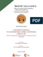 DLEH_Antonio Colinas o La Escritura Como Aventura