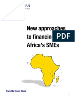 New Approaches to Financing Africa's SMEs2