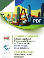 3rd Elpat Esot Congress &Tts Flyer Sa