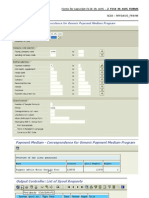 SapScript REPORT z f110 in Avis Forms FI