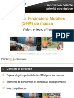 Innhotep - Services Financiers Mobiles de Masse - 2011