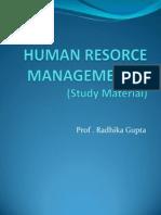 Human Resorce Management-1