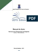 Edital 001 2011 UEFS Editora