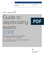 NAT1996 Guide to Depreciating Assets 2008