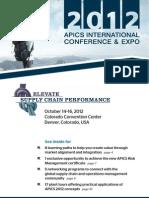 Apics2012 Conf Prelim