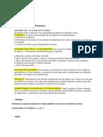 Clases de Analisis de Los Estados Financieros