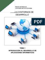 UT01 INTRODUCCION DESARROLLO
