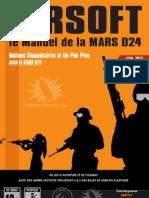 Manuel d Airsoft MARS D24