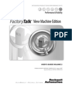 FactoryTalk View Machine Edition User's Guide Volume 2