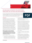 Eye on Washington- IRS Releases Guidance on Additional Medicare Tax on High-Income Earners