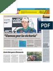 Benito Guerra y Ruben García hablan de Fuchs (Deporte Total)