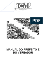 Manual d Prefeito e Do Vereador