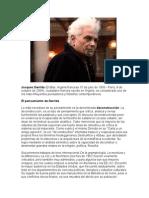 Después de la filosofía de Jacques Derrida
