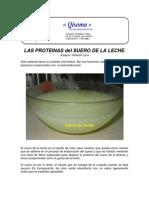Proteinas Del Suero de La Leche