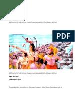 Sethupatis the Royal Family Who Guarded the Rama Sethu