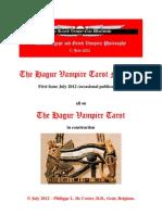 98050972 the Hagur Vampire Tarot Magazine 1