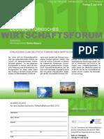 Deutsch-Türkisches Wirtschaftsforum/ Energie 2010