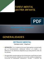 Retardo en El Desarrollo-discapacidad Intelectual