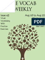 The Vocab Weekly_Issue _43