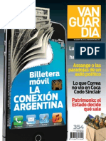 Revista Vanguardia - El Caso de la Billetera Movil