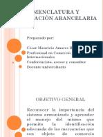 SEMINARIO NOMENCLATURA Y CLASIFICACIÓN ARANCELARIA