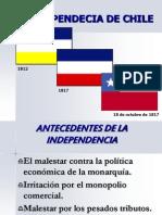 La Independecia de Chile (7)