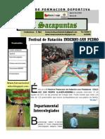 SACAPUNTAS 25 EDICION