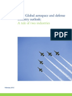 Aerospace and Defense Industries Outlook_2012